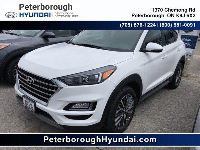 2019 Hyundai Tucson Luxury (Stk: H11965) in Peterborough - Image 1 of 5