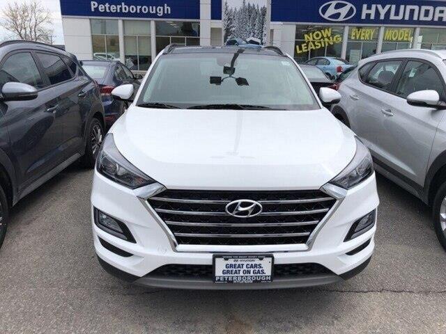 2019 Hyundai Tucson Luxury (Stk: H11965) in Peterborough - Image 2 of 5