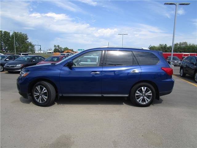 2017 Nissan Pathfinder SL (Stk: 1991981) in Moose Jaw - Image 2 of 42