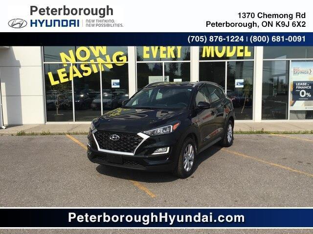 2019 Hyundai Tucson Preferred (Stk: H12055) in Peterborough - Image 1 of 18