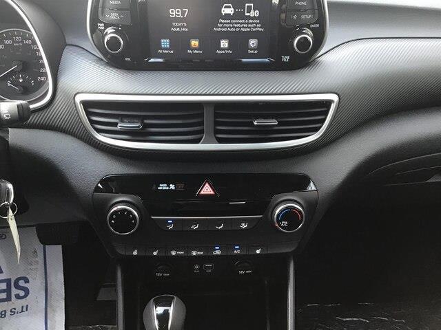2019 Hyundai Tucson Preferred (Stk: H12055) in Peterborough - Image 14 of 18
