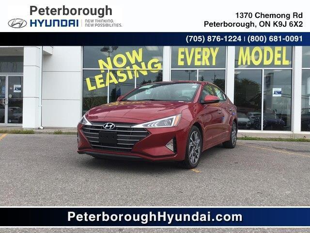 2020 Hyundai Elantra Luxury (Stk: H12148) in Peterborough - Image 1 of 11