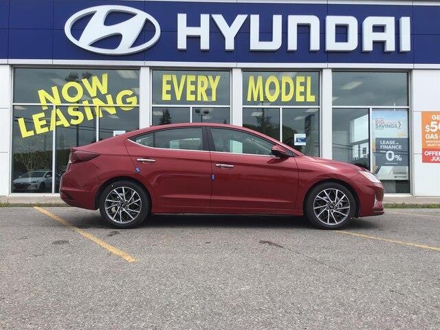 2020 Hyundai Elantra Luxury (Stk: H12148) in Peterborough - Image 6 of 11