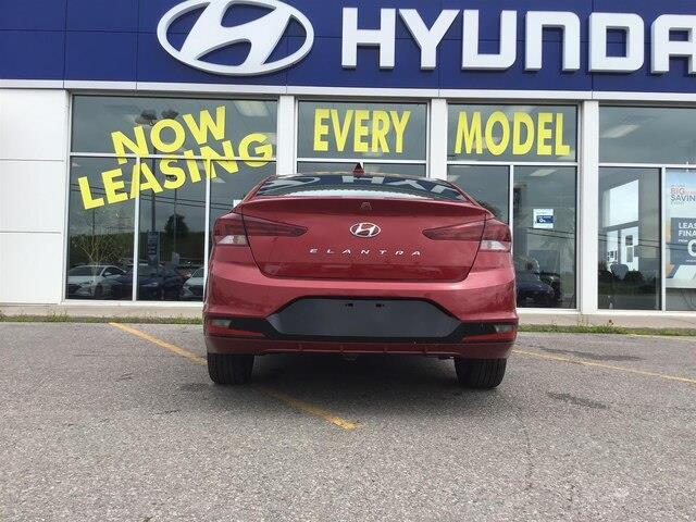 2020 Hyundai Elantra Luxury (Stk: H12148) in Peterborough - Image 8 of 11