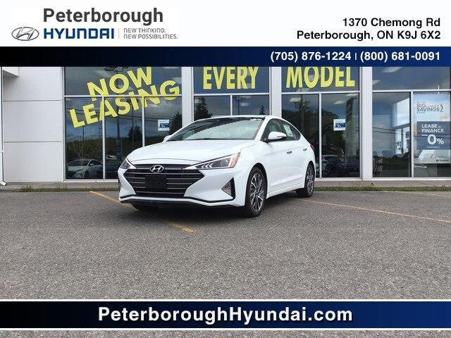 2020 Hyundai Elantra Luxury (Stk: H12185) in Peterborough - Image 1 of 16