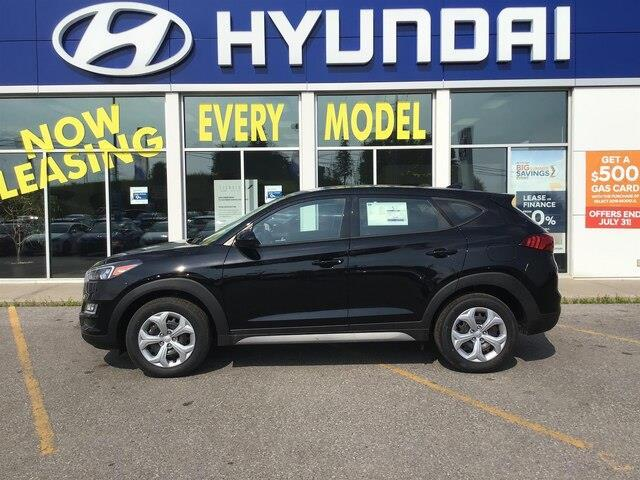 2019 Hyundai Tucson Essential w/Safety Package (Stk: H12204) in Peterborough - Image 3 of 17