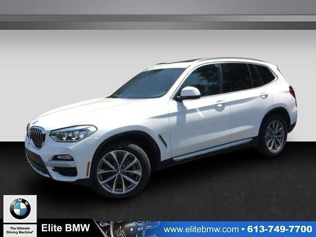 2019 BMW X3 xDrive30i (Stk: 13128) in Gloucester - Image 1 of 1