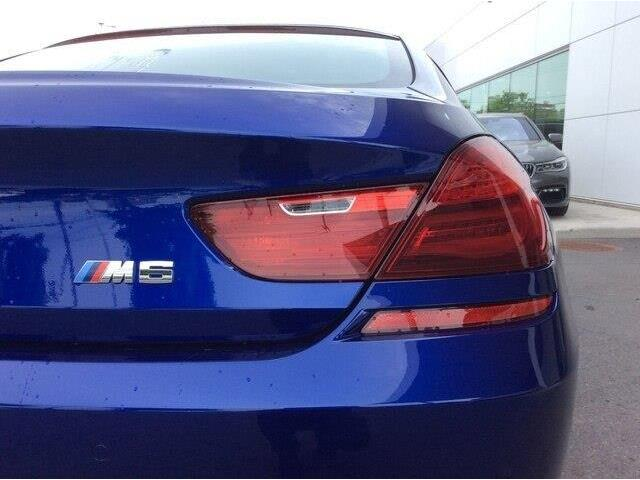 2018 BMW M6 Gran Coupe Base (Stk: P9135) in Gloucester - Image 20 of 20