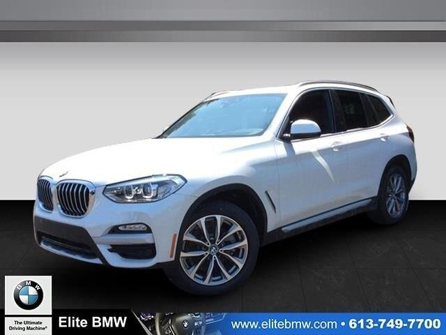 2019 BMW X3 xDrive30i (Stk: 12987) in Gloucester - Image 1 of 1