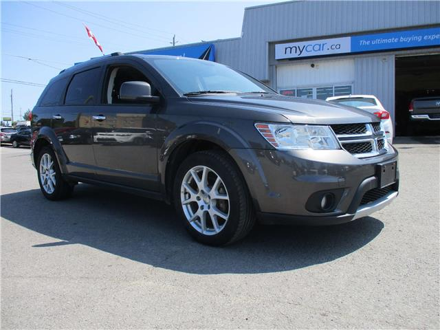 2017 Dodge Journey GT (Stk: 191194) in Kingston - Image 1 of 12