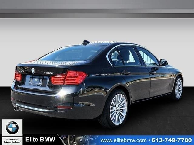 2015 BMW 328d xDrive (Stk: P8808) in Gloucester - Image 5 of 20