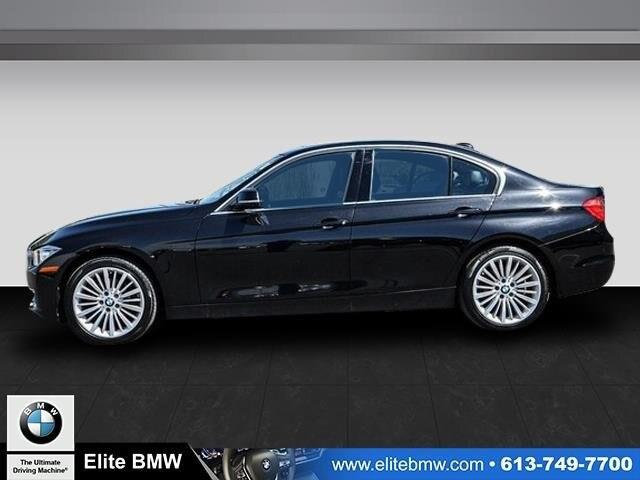 2015 BMW 328d xDrive (Stk: P8808) in Gloucester - Image 7 of 20