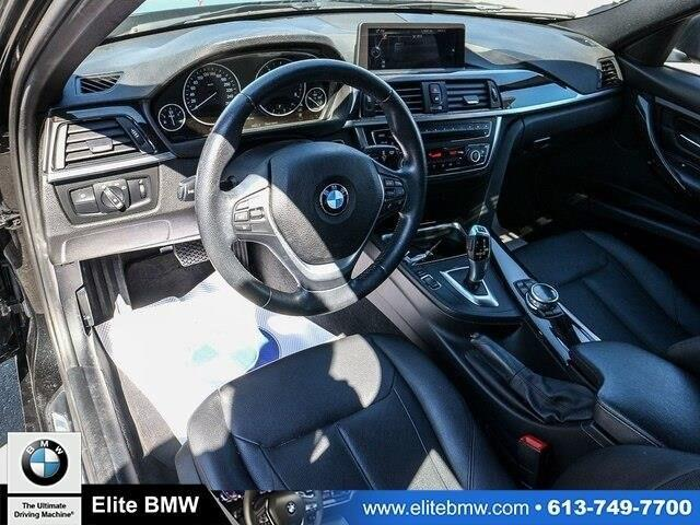2015 BMW 328d xDrive (Stk: P8808) in Gloucester - Image 10 of 20