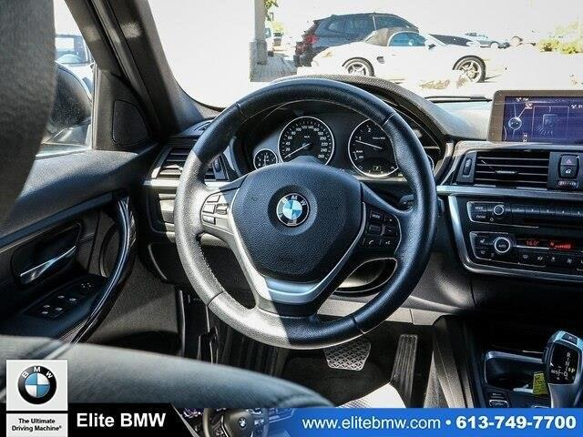2015 BMW 328d xDrive (Stk: P8808) in Gloucester - Image 11 of 20