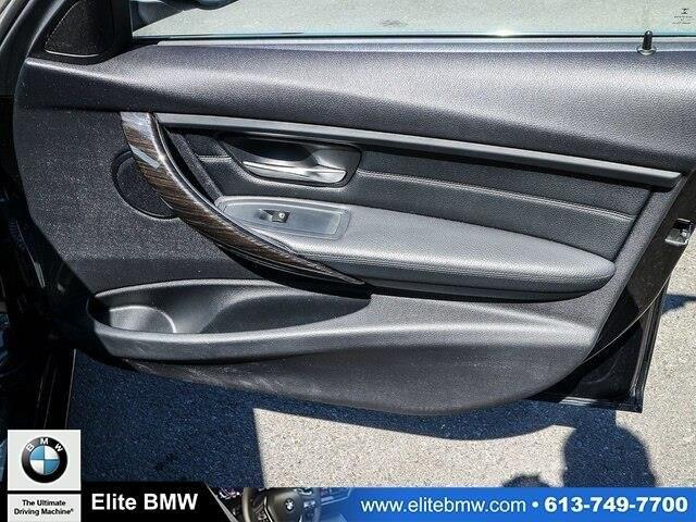 2015 BMW 328d xDrive (Stk: P8808) in Gloucester - Image 18 of 20