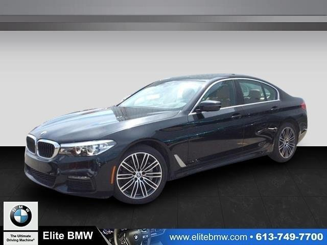 2019 BMW 530e xDrive iPerformance (Stk: 12759) in Gloucester - Image 1 of 1