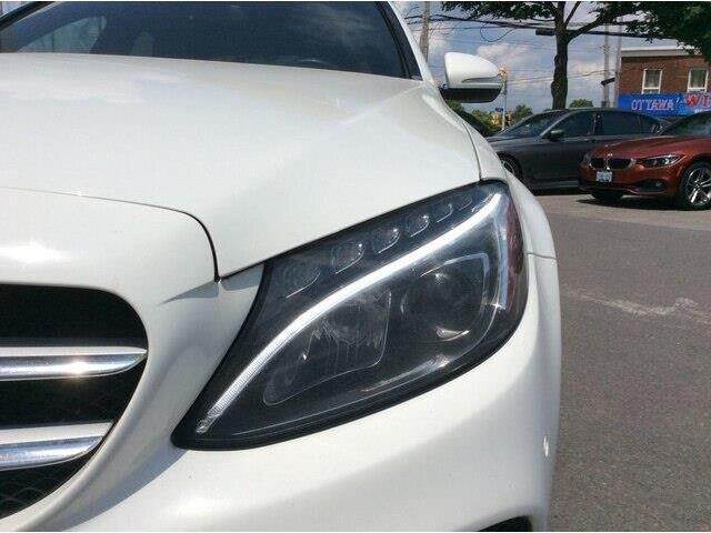 2015 Mercedes-Benz C-Class Base (Stk: P8663A) in Gloucester - Image 22 of 24