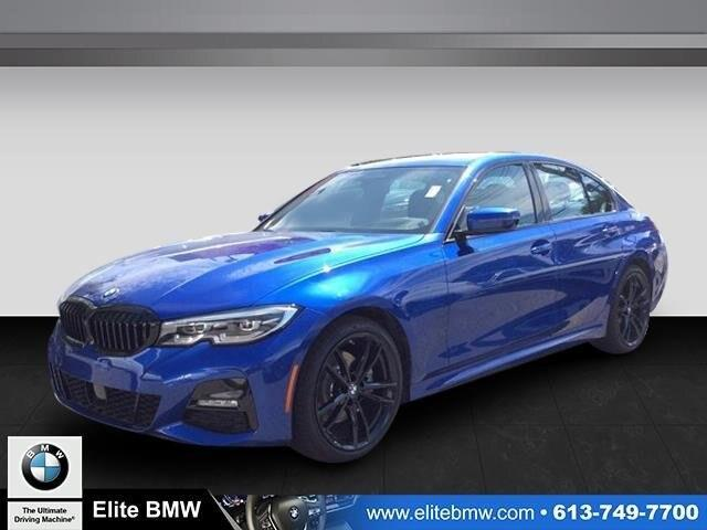 2019 BMW 330i xDrive (Stk: 13205) in Gloucester - Image 1 of 1