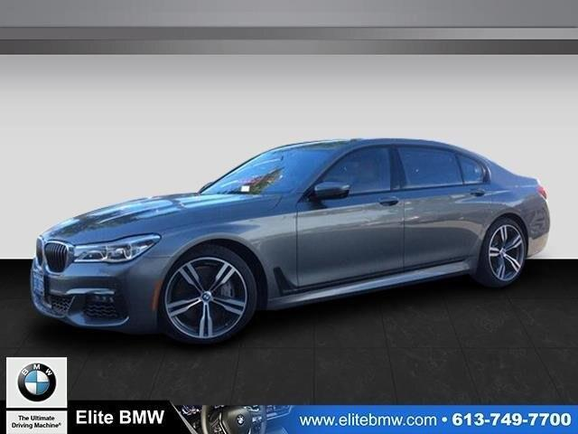2019 BMW 750  (Stk: 12800) in Gloucester - Image 1 of 1