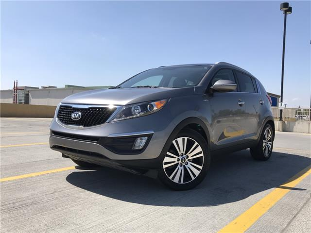2016 Kia Sportage EX Luxury (Stk: 9NR9457B) in Calgary - Image 1 of 22
