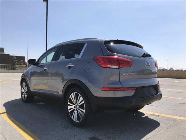 2016 Kia Sportage EX Luxury (Stk: 9NR9457B) in Calgary - Image 2 of 22