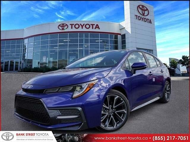 2020 Toyota Corolla SE (Stk: 27243) in Ottawa - Image 1 of 19