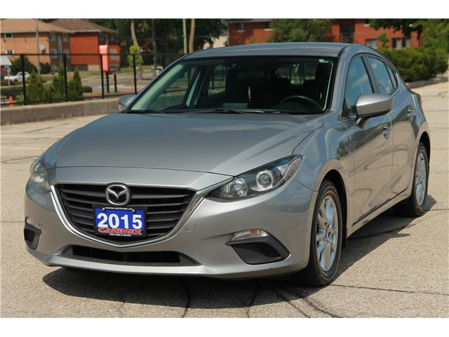 2015 Mazda Mazda3 Sport GS (Stk: 1907326) in Waterloo - Image 1 of 25