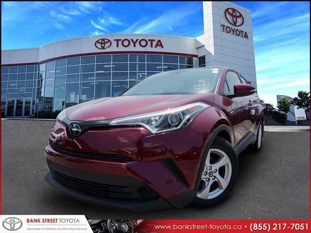2019 Toyota C-HR XLE (Stk: 27256) in Ottawa - Image 1 of 1