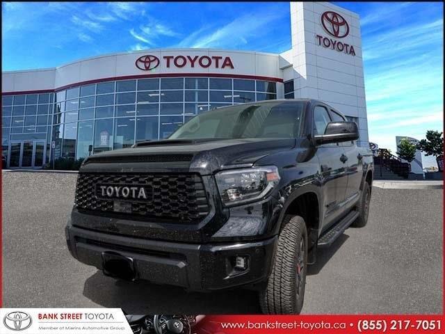 2019 Toyota Tundra SR5 Plus 5.7L V8 (Stk: 27002) in Ottawa - Image 1 of 1