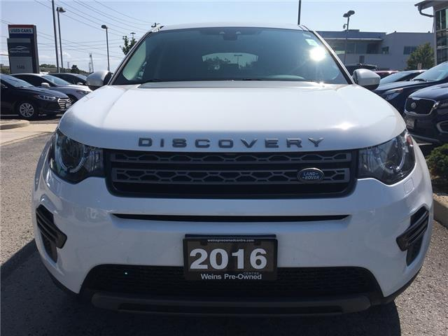 2016 Land Rover Discovery Sport SE (Stk: 1741W) in Oakville - Image 2 of 27