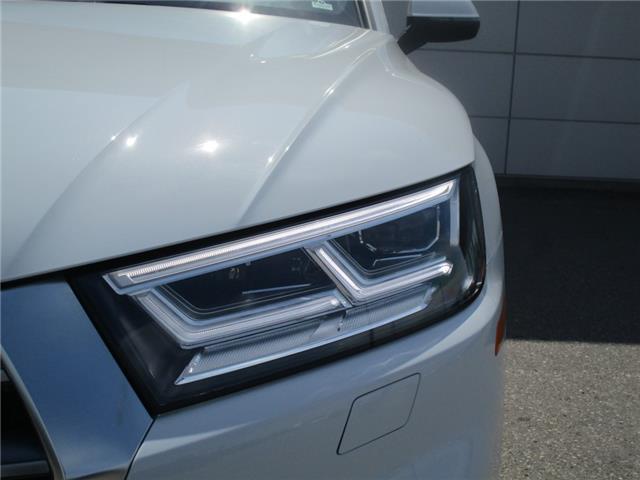 2018 Audi Q5 2.0T Progressiv (Stk: 180655) in Regina - Image 12 of 34