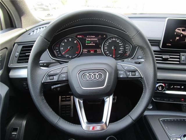 2018 Audi Q5 2.0T Progressiv (Stk: 180655) in Regina - Image 20 of 34