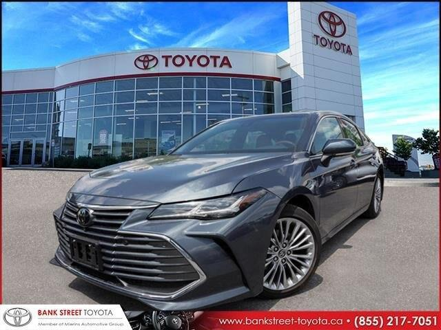 2019 Toyota Avalon Limited (Stk: U3331) in Ottawa - Image 1 of 24