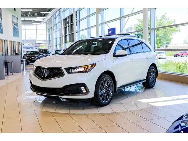 2019 Acura MDX A-Spec (Stk: 18740) in Ottawa - Image 1 of 30