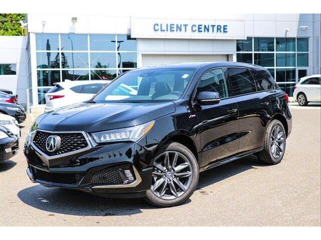 2019 Acura MDX A-Spec (Stk: 18661) in Ottawa - Image 1 of 9