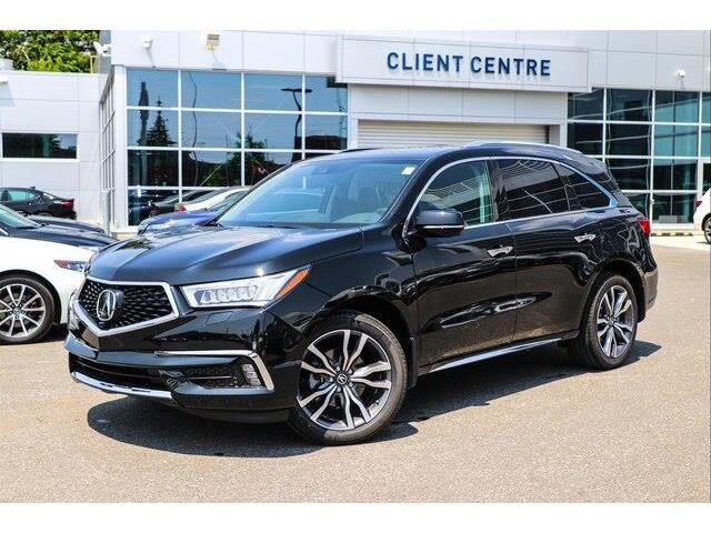 2019 Acura MDX Elite (Stk: 18280) in Ottawa - Image 1 of 10