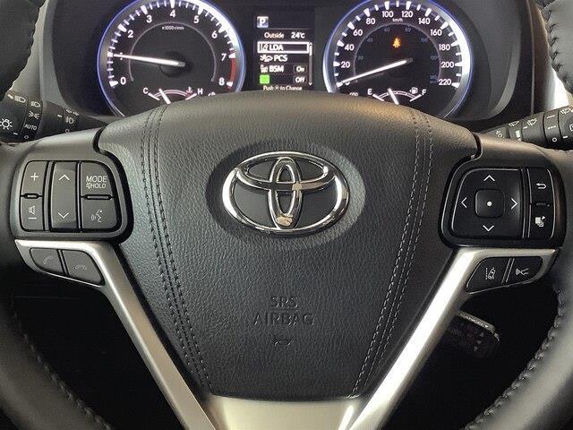 2019 Toyota Highlander XLE (Stk: 21191) in Kingston - Image 11 of 30