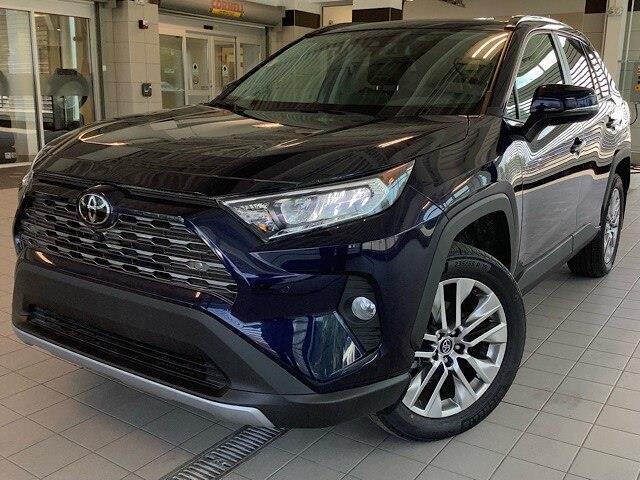 2019 Toyota RAV4 Limited (Stk: 21344) in Kingston - Image 1 of 30