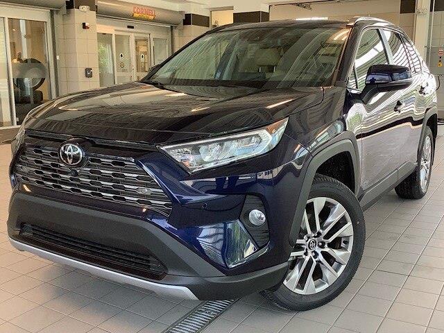 2019 Toyota RAV4 Limited (Stk: 21354) in Kingston - Image 1 of 30