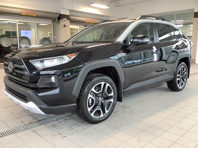 2019 Toyota RAV4 Trail (Stk: 21478) in Kingston - Image 1 of 28