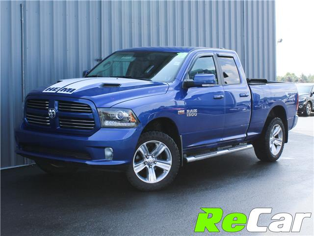 2017 RAM 1500 Sport (Stk: 190900A) in Fredericton - Image 1 of 9
