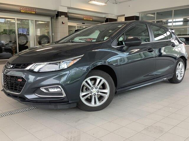 2017 Chevrolet Cruze Hatch LT Manual (Stk: 20991B) in Kingston - Image 1 of 26
