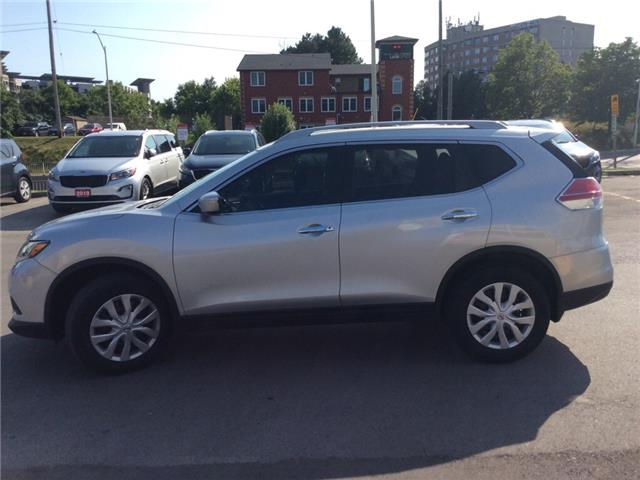 2015 Nissan Rogue S (Stk: P0104) in Milton - Image 4 of 15