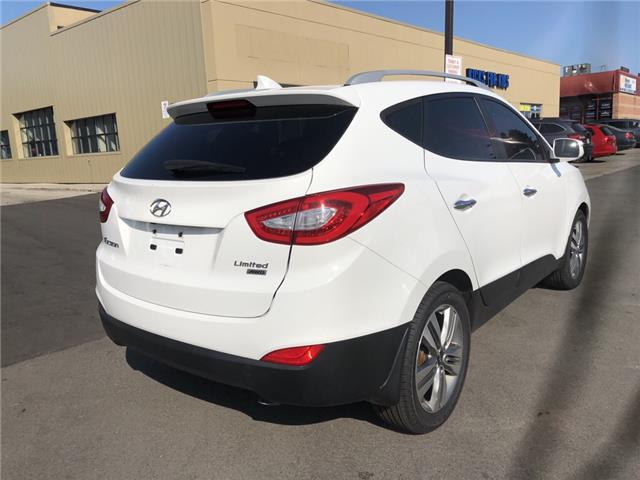 2015 Hyundai Tucson Limited (Stk: P0087) in Milton - Image 3 of 19
