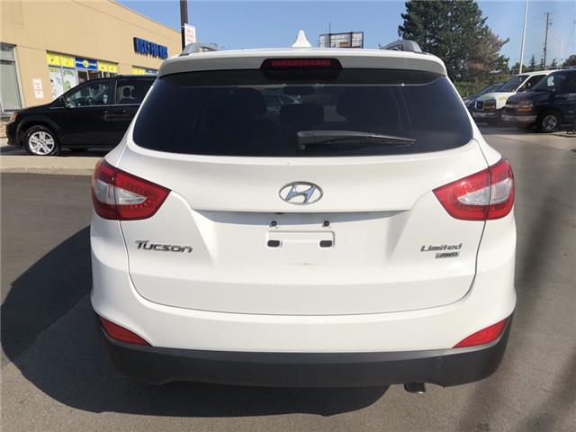 2015 Hyundai Tucson Limited (Stk: P0087) in Milton - Image 4 of 19