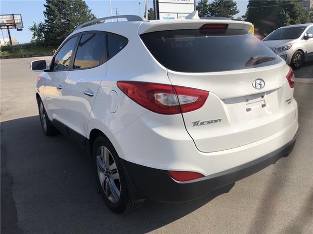 2015 Hyundai Tucson Limited (Stk: P0087) in Milton - Image 6 of 19