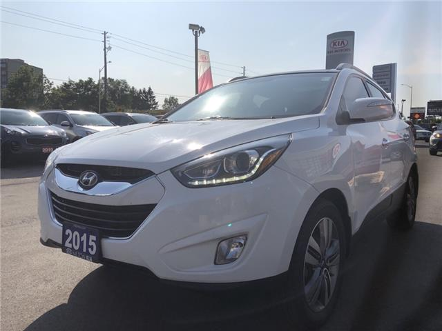 2015 Hyundai Tucson Limited (Stk: P0087) in Milton - Image 8 of 19