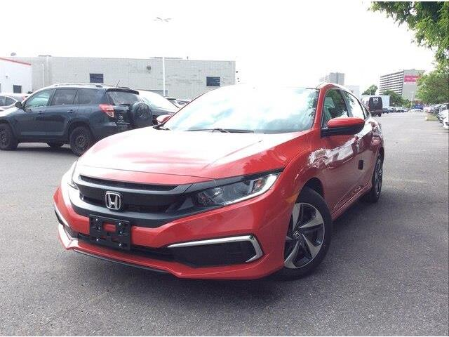 2019 Honda Civic LX (Stk: 19-0085) in Ottawa - Image 1 of 14