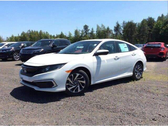2019 Honda Civic EX (Stk: 19-0111) in Ottawa - Image 1 of 9