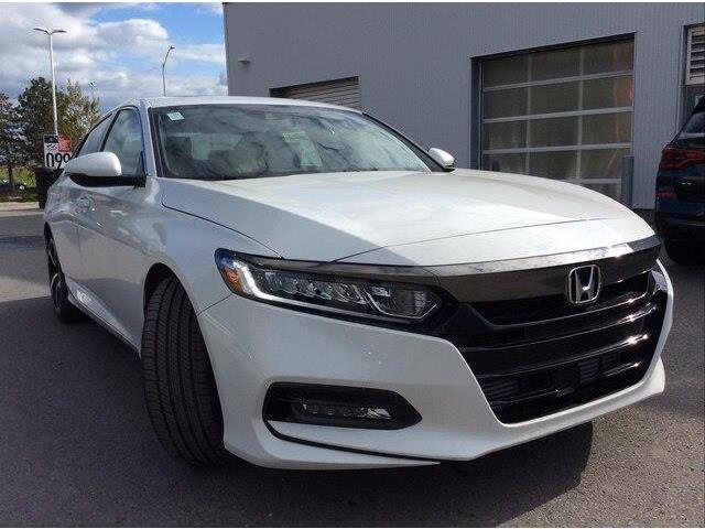2019 Honda Accord Sport 1.5T (Stk: 19-0158) in Ottawa - Image 8 of 16